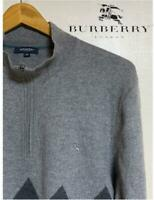 Burberry London Cashmere Sweater Size M