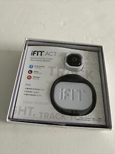 ifit Act Wireless Activity Tracker Black Ifacttv115