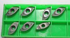7 Stück Wendeschneidplatten Wendeplatten Hitachi WH20 ZCEW150SE