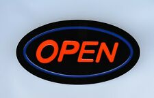 Led Neon Light Open Business Sign With Remote Control.
