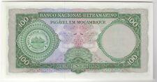 1961 Mozambique 100 Escudos | Bank Notes | Pennies2Pounds