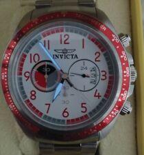 Invicta 29021 S1 Rally 50mm Men's Quartz Multi-Chrono. Stainless Date 24Hr Watch