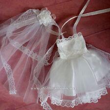 1/6 BJD Dress YOSD Wedding dress Dollfie SOOM DIM DOD AOD DZ Tiny Clothing skirt
