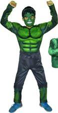 Avengers Muscle Hulk Child's large Costume sealed