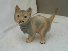 SMALL MODEL OF A CAT  NO MAKER