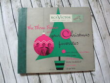 The Three Suns Present Your Christmas Favorites RCA Victor EPA-250