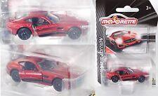 Majorette 212054008 Mercedes-AMG GT rubinrotmetallic LIMITED EDITION Serie 3