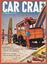"1963 Surfing / car advertisement, 18""x13"" Print SURF BOARD, Vintage retro Sports"