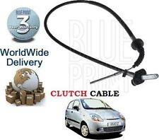 DAEWOO MATIZ 0.8i 4M11C F8CV 796cc 1998-2005  NEW CLUTCH CABLE *OE QUALITY*
