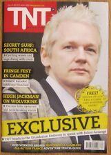 Julian Assange - TNT Magazine – 22 July 2013