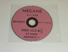 Schematics On Cd Renault Megane - Stand 04/2006