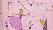 Fairy Little Princess Bedding Duvet Cover Set Bed Kids Bedding 3 parts Cotton