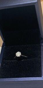 1.09ct Diamond 18ct Gold Engagement Ring