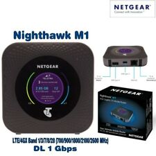 WiFi Router Unlocked Netgear M1 Nighthawk MR1100 4G Gigabit Mobile Hotspot Cat16