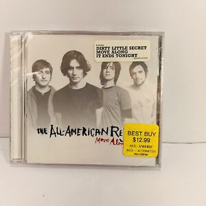 the all american rejects move along (cd)