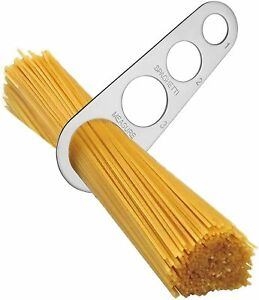 Stainless Steel Cooking Pasta Spaghetti Measure Tool For Portion 1-4 People