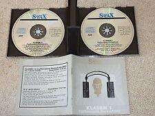 STAX AUDIO  KUNSTKOPF CD  Klassik 1  No. 0179  (ORIGINAL-NEU)