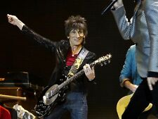 Ronnie Wood Rock 8x10 Picture Celebrity Print