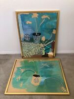 🔥 RARE Mid Century Modern California Impressionist Painting (2) - Bob Paul Kane