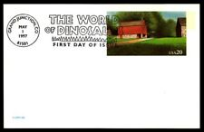 USA DINOSAURS DINOSAURIER DINOSAURE PALEONTOLOGY PREHISTORY FOSSILS FOSSIL dk88