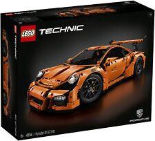 Lego TECHNIC 42056 Porsche 911 GT3   48hr PARCEFORCE NEW  SEALED.REDUCED