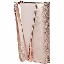Case-Mate Wristlet Folio Case for Apple iPhone 7 Plus and 6 (s) Plus - Rose Gold