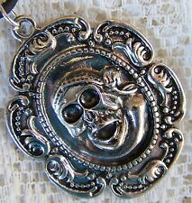 GOTHIC _ SKELETON  _  NECKLACE  -- (GREAT_CHRISTMAS_GIFT)