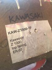 Kawasaki Z 1000 top fairing Custom Flat Side. Photo Of Mould