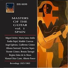 Albeniz / Llobet / A - Masters of Guitar - Spain 1 [New CD]