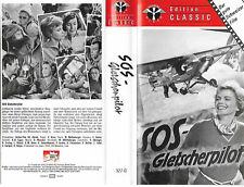 STELLA VIDEO Rarität : SOS - Gletscherpilot (Praesens - Der gute Schweizer Film)