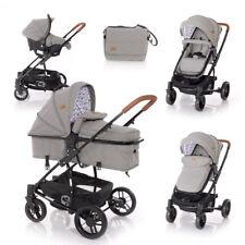 Lorelli Combi Stroller S500 Set Travel System Stroller w/ Infant Car Seat