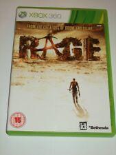 "RAGE for  Xbox 360  ""FREE UK  P&P"""