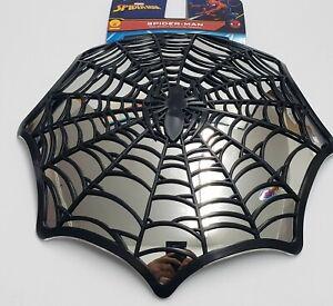 Spider-Man Black Web Shield Child Costume Accessory New