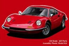 Fujimi RS-116 Ferrari Dino 246GT Early Type/ Late Type 1/24 scale kit w/Track#