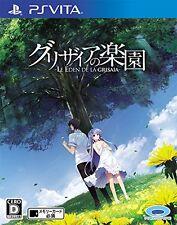 Paradise of Gurizaia -Le Eden De La Grisaia- [PlayStation Vita]
