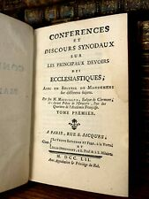 1752 CONFERENCES AND SYNOIDAL DISCOURSES