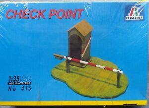 Italeri 1/35 Check Point #415