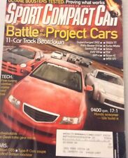 Sport Compact Car Magazine Supercharged 350Z July 2005 080217nonrh