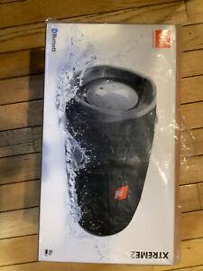 JBL Xtreme 2 portable Bluetooth speaker (black)