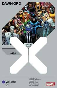 DAWN OF X TRADE PAPERBACK VOL 04 MARVEL COMICS