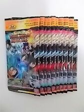 Super Dragon Ball	Heroes Ultimate Booster Pack complete 30 cards PUMS 2-01 ^ 30