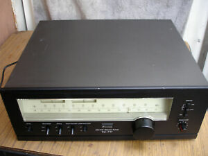 SANSUI TU-717 STEREO TUNER Works Great