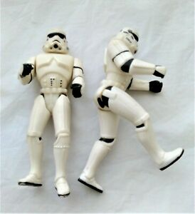 Star wars vintage x2 storm troopers 1995