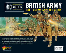 Esercito Britannico 1000pt STARTER BOLT ACTION WARLORD GAMES 28mm SD