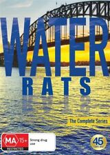 Water Rats The complete Season Series 1+2+3+4+5+6 DVD Box Set 45-Disc Set R4
