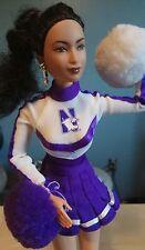 Native American Cheerleader Barbie Articulated