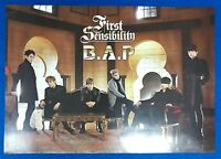 B.A.P - First Sensibility  Ver.B  Official Poster New K-POP