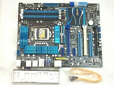 For ASUS P8P67 DELUXE REV 1.03 LGA 1155 DDR3 Intel P67 MotherBoard full tested