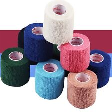 Health Muscles Care Bandage Kinesiology 1 Roll Physio Therapeutic Tape Sports