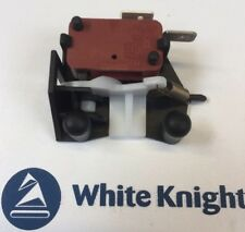 """1ST CLASS POST"" GENUINE WHITE KNIGHT TUMBLE DRYER  DOOR MICRO SWITCH - SEE LIST"